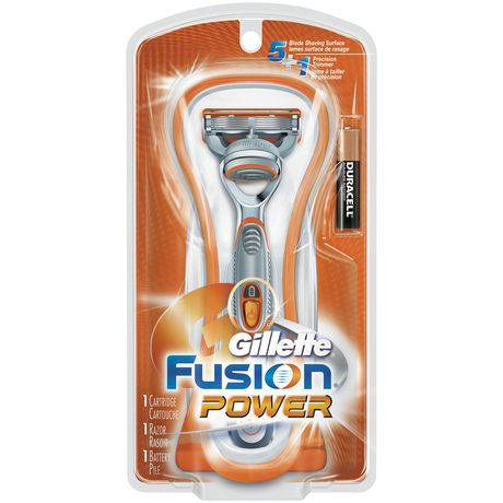Gillette Fusion Power Razor - image 1 of 7