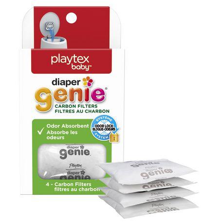 playtex baby diaper genie carbon filters | walmart canada