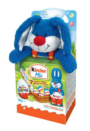 Ferrero kinder mix chocolates with assorted plush easter gift pack ferrero kinder mix chocolates with assorted plush easter gift pack negle