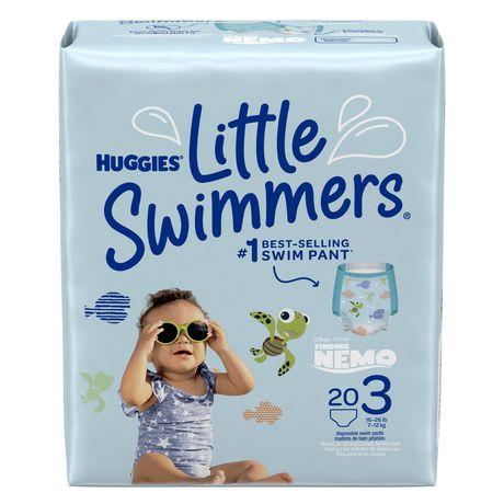 Huggies® Little Swimmers Swim Pants - image 1 of 6