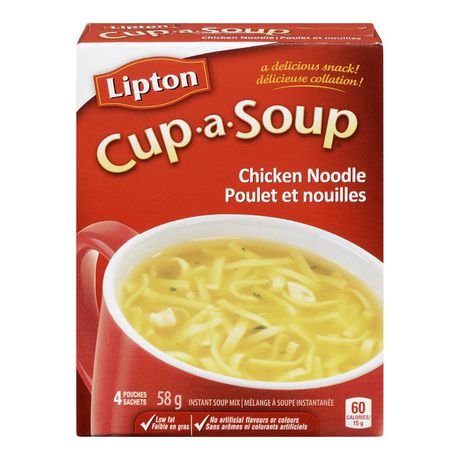 Lipton Cup A Soup Chicken Noodle Instant Soup Mix