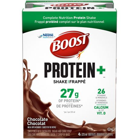 BOOST® Protein+™ Chocolate Meal Replacement Shake - image 1 of 7
