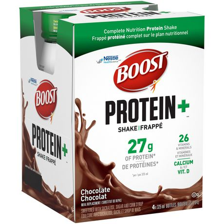 BOOST® Protein+™ Chocolate Meal Replacement Shake - image 2 of 7