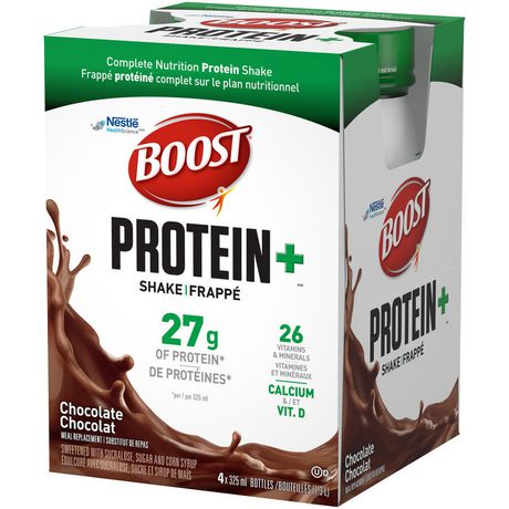 BOOST® Protein+™ Chocolate Meal Replacement Shake - image 4 of 7