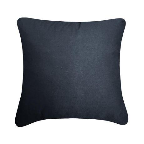 hometrends Quantum Navy Decorative Cushion - image 2 of 2