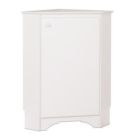 Prepac Elite White Corner Storage Cabinet   Walmart Canada