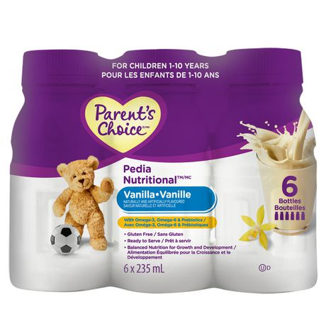 Parent's Choice™ Pedia Nutritional™ - image 1 of 2