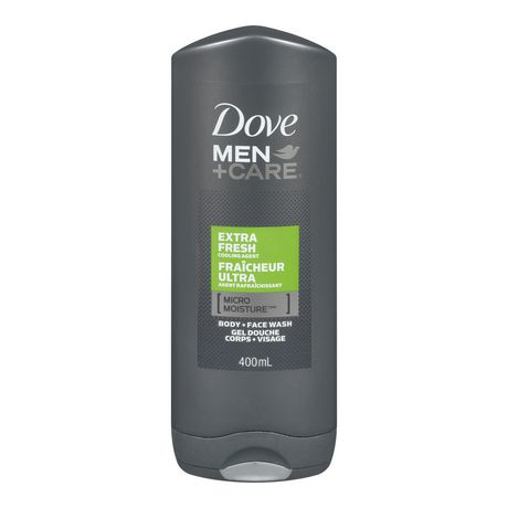 Dove Men Care Extra Fresh Body + Face Wash - image 2 of 6