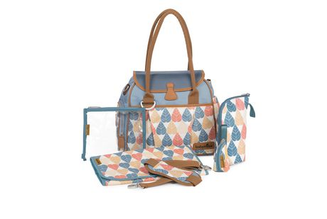 b5b3720314f87 Babymoov Style Comprehensive Diaper Bag - image 1 of 5 ...