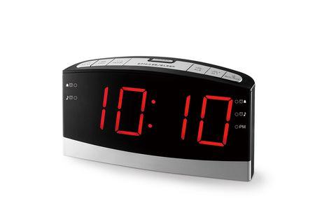 onn dual alarm am fm jumbo display clock radio walmart canada rh walmart ca onn dual alarm am/fm clock radio manual onn cr420 alarm clock manual