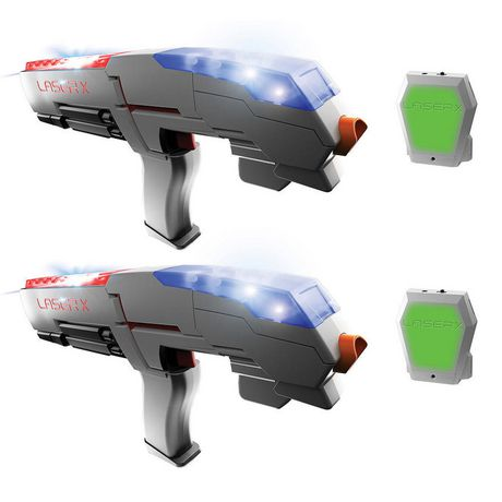 LASER X 2 Player Blasters - image 3 of 5
