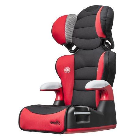 evenflo big kid amp high back belt positioning booster car seat. Black Bedroom Furniture Sets. Home Design Ideas