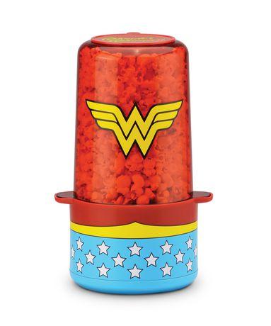 -DC Comics Wonder Woman Popcorn Maker - $12.44 (was $24.88)Walmart Canada