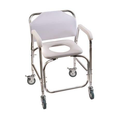 chaise de douche roulante dmi avec si ge toilette rembour walmart canada. Black Bedroom Furniture Sets. Home Design Ideas