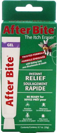 After Bite Itch Eraser Instant Relief Trusted Formula Gel - image 1 of 1