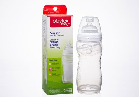 84e1146ef Playtex Baby BPA-Free Nurser Baby Feeding Bottle - image 1 of 9 ...