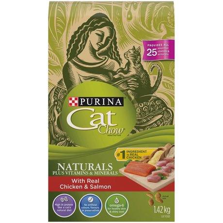 Purina Naturals Cat Food Original
