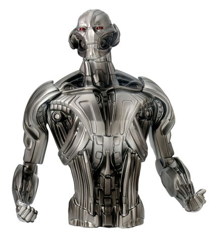 Monogram International Marvel Ultron Bank - image 1 of 1