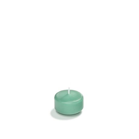 Yummi Micro Floating Candles - 120 - Aqua Green - image 1 of 1