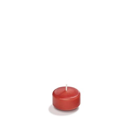 Yummi Micro Floating Candles - 120 - Brick - image 1 of 1