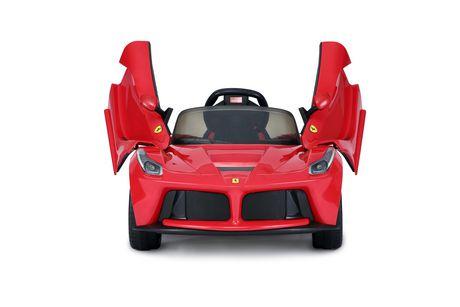 De Pour Laferrari Par Télécommande Voiture À Électrique Rastar Ferrari Porteur Véhicule Enfants Jouet 54A3jLR