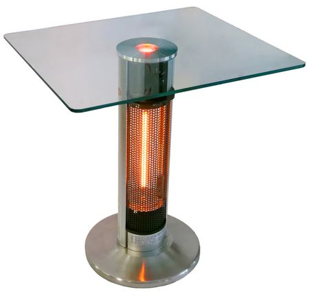 Energ Bistro Table Infrared Electric, Electric Patio Heaters Toronto