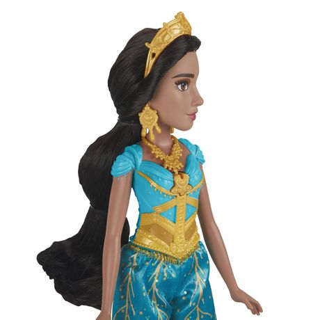 "Disney Singing Jasmine Doll with Outfit and Accessories, Inspired by Disney's Aladdin Live-Action Movie, Sings ""A Whole New World,"" Toy for 3 Year Olds - image 6 of 8"