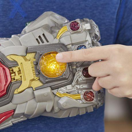 Marvel Avengers Phase finale, gant électronique pour jeu de rôle avec lumières et effets sonores, pour enfants, à partir de 5 ans - image 5 de 5