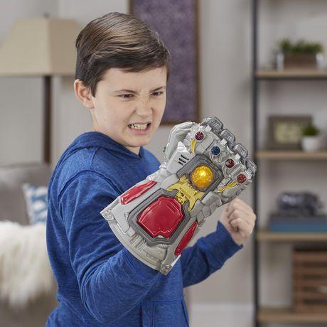 Marvel Avengers Phase finale, gant électronique pour jeu de rôle avec lumières et effets sonores, pour enfants, à partir de 5 ans - image 3 de 5