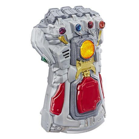 Marvel Avengers Phase finale, gant électronique pour jeu de rôle avec lumières et effets sonores, pour enfants, à partir de 5 ans - image 2 de 5