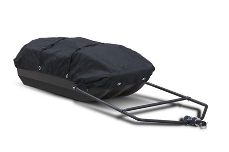Equinox Trail 75 Cargo Toboggan With Stabilty Hitch And Cover - image 1 of 1