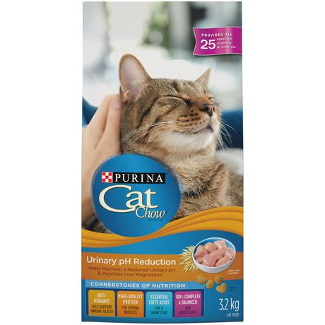 Cat Chow Dry Cat Food, Urinary pH Reduction - image 1 of 4