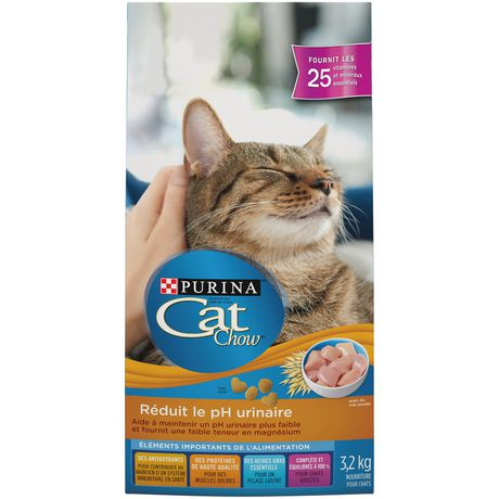 Cat Chow Dry Cat Food, Urinary pH Reduction - image 2 of 4