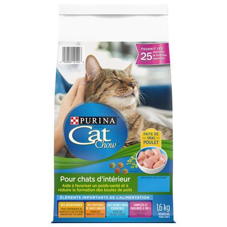 Cat Chow Indoor Dry Cat Food - image 2 of 5