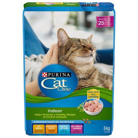 Cat Chow Indoor Dry Cat Food - image 1 of 2