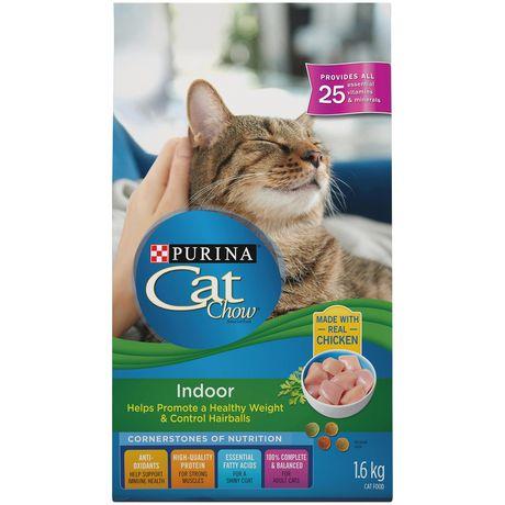 Cat Chow Indoor Dry Cat Food - image 1 of 5