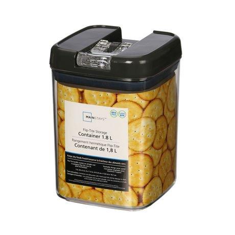 Mainstays Flip Tite Airtight Storage Container Walmart