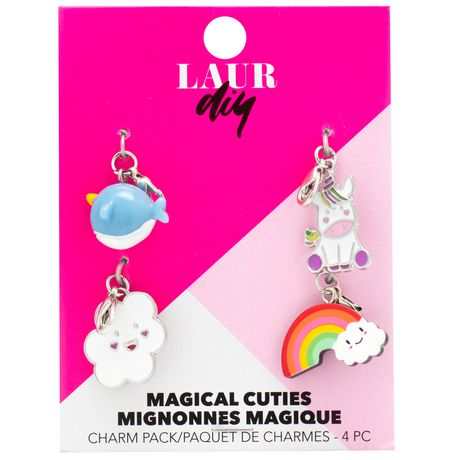 Cousin Corporation of America LaurDIY Magical Cuties Charms - image 1 of 1