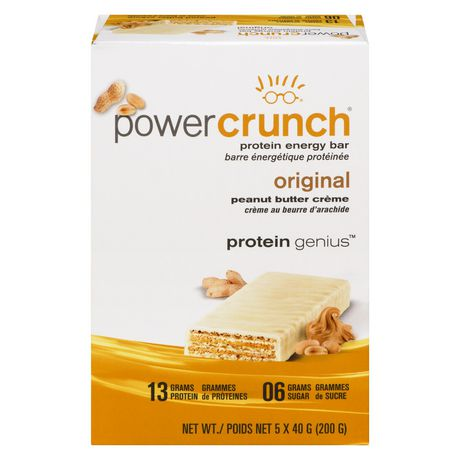 a02c6df168734 Power Crunch Protein Energy Bars Peanut Butter  br Crème