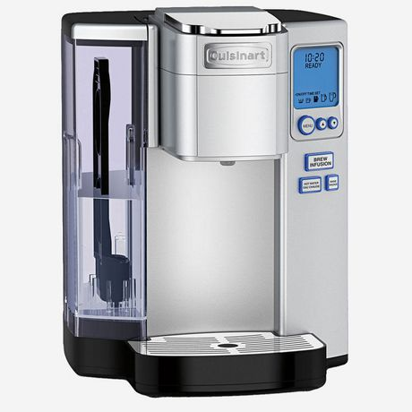 Cuisinart Premium Single Serve Coffeemaker With 72oz Reservoir