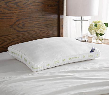 Sertapedic Super Firm Jumbo Pillow Walmart Canada