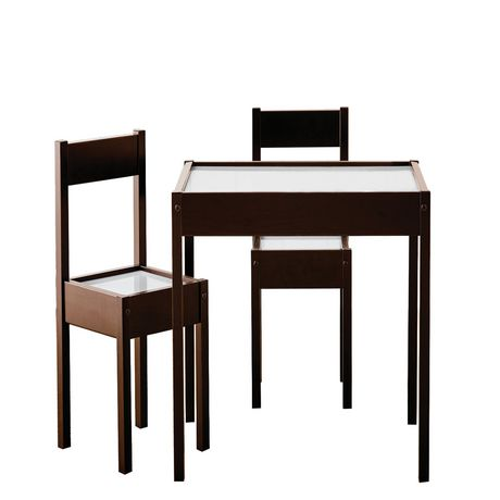 sc 1 st  Walmart Canada & Mainstays 3 Piece Children\u0027s Table and Chair Set | Walmart Canada