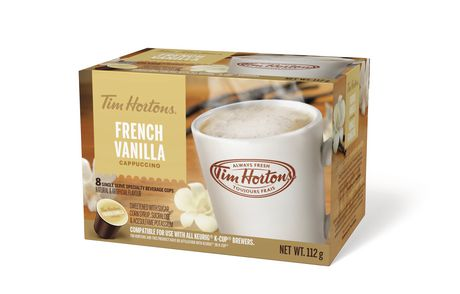 Tim Hortons French Vanilla Cappuccino - image 1 of 2 ...