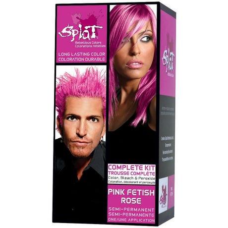 Splat Pink Fetish Colour Amp Bleach Kit Walmart Canada