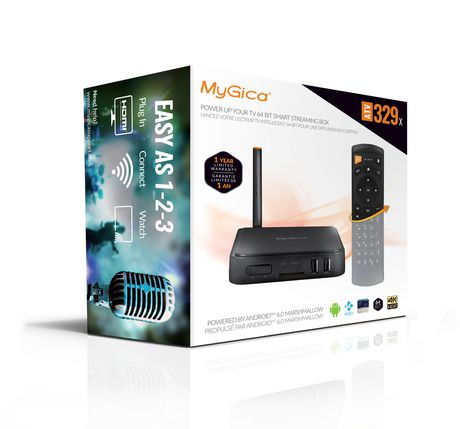 MyGica ATV-329X Android 6.0 Marshmallow Streaming TV Box - image 4 of 6