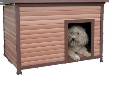 cabine pour chiens weather tuff de rosewood pet walmart canada. Black Bedroom Furniture Sets. Home Design Ideas