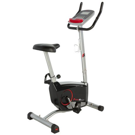 Fitness Reality 210 Upright Exercise Bike with 21 Computer Workout Programs - image 1 of 9