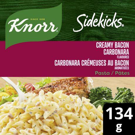 KnorrR Sidekicks Creamy Bacon Carbonara Pasta