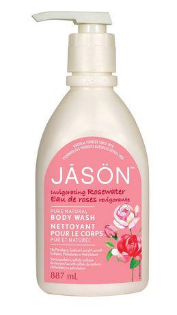 Jason Invigorating Rosewater Pure Natural Body Wash - image 1 of 1