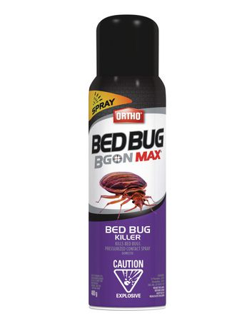 Destructeur Punaises De Lits Ortho B Gon Max De Bug B Gon Walmart